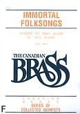 Ok�adka: Vosbein Terry, Canadian Brass: Immortal Folksongs