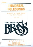 Okładka: Vosbein Terry, Canadian Brass: Immortal Folksongs