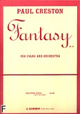 Okładka: Creston Paul, Fantasy, Op. 23