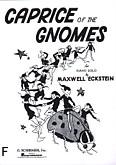 Okładka: Eckstein Maxwell, Caprice Of The Gnomes