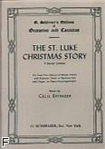 Ok�adka: Effinger Cecil, St. Luke Christmas Story
