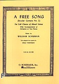 Ok�adka: Schuman William, Free Song