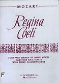 Ok�adka: Mozart Wolfgang Amadeusz, Regina Coeli - Mozart
