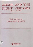 Okładka: Menotti Gian-Carlo, Amahl And The Night Visitors (Opera in One Act)