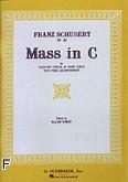 Okładka: Schubert Franz, Msza C-dur