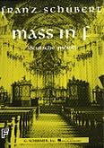 Okładka: Schubert Franz, Msza F-dur (Deutsche Messe)