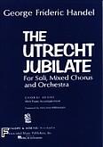 Okładka: Händel George Friedrich, Utrecht Jubilate