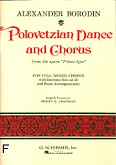 Ok�adka: Borodin Aleksander, Polovetzian Dances And Chorus