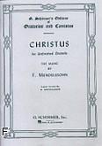 Okładka: Mendelssohn-Bartholdy Feliks, Christus