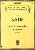 Ok�adka: Satie Erik, Three Gymnopedies
