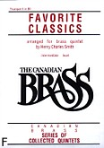 Okładka: Smith Henry Charles, Canadian Brass Book Of Favorite Classics
