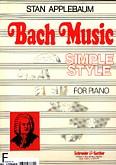 Ok�adka: Bach Johann Sebastian, Bach Simple Style