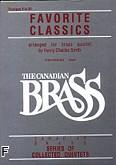 Okładka: Smith Henry Charles, Canadian Brass Book Of Favorite Classics