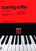 Ok�adka: Stecher Melvin, Horowitz Norman, Gordon Claire, Learning To Play