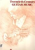 Okładka: , Twentieth Century Guitar Music