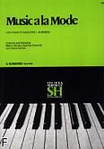 Okładka: Burgess Marjorie, Music A La Mode