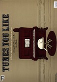 Ok�adka: Nevin Mark, Tunes You Like - Book 1, 15 Piano Solos With Words For Beginner Level