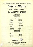 Okładka: Gould Morton, Skier's Waltz from