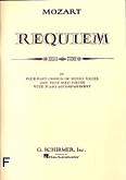 Okładka: Mozart Wolfgang Amadeusz, Requiem