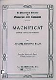 Okładka: Bach Johann Sebastian, Magnificat