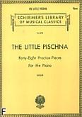 Okładka: Pischna Josef, Little Pischna (48 Practice Pieces)