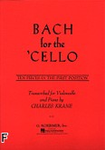 Okładka: Bach Johann Sebastian, Bach For The Cello (10 utworów w I pozycji)