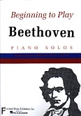 Ok�adka: Beethoven Ludwig van, Beginning To Play Beethoven