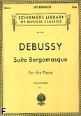 Okładka: Debussy Claude, Suite Bergamasque