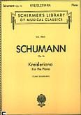 Ok�adka: Schumann Robert, Kreisleriana, Op. 16