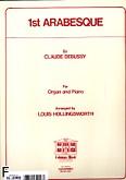 Okładka: Debussy Claude, 1st Arabesque