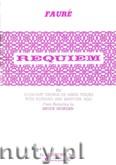 Okładka: Fauré Gabriel, Requiem