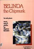 Okładka: Bernstein Seymour, Belinda The Chipmunk