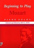 Okładka: Mozart Wolfgang Amadeusz, Beginning to Play