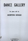 Ok�adka: Gould Morton, Dance Gallery - Volume 1