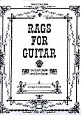 Ok�adka: Joplin Scott, Rags For Guitar