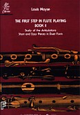 Okładka: Moyse Louis, The First Step In Flute Playing - Book 2