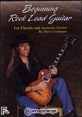Ok�adka: , Beginning Rock Lead Guitar