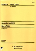 Okładka: Barber Samuel, Night Flight, Op. 19a