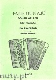 Okładka: Ivanovici Iosif, Fale Dunaju na akordeon
