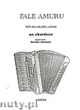 Ok�adka: Wi�niewski Stanis�aw, Fale Amuru na akordeon