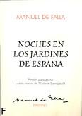 Okładka: Falla Manuel de, Noches En Los Jardines De Espana