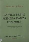 Okładka: Falla Manuel de, La Vida Breve Primera Danza Espanola