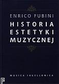 Okładka: Fubini Enrico, Historia estetyki muzycznej.