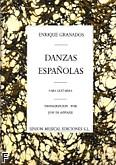 Ok�adka: Granados Enrique, Danzas Espanolas Complete For Guitar
