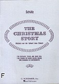 Okładka: Schütz Heinrich, Christmas Story