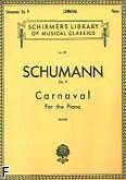 Ok�adka: Schumann Robert, Karnawa�, op. 9