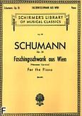 Ok�adka: Schumann Robert, Faschingsschwank Aus Wien, op. 26 (Karnawa� Wenecki)