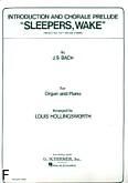 Okładka: Bach Johann Sebastian, Sleepers Awake (Set)