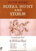 Okładka: Berlioz Hector, Royal Hunt And Storm (From The Trojans) (partytura)