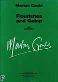 Ok�adka: Gould Morton, Flourishes and Galop